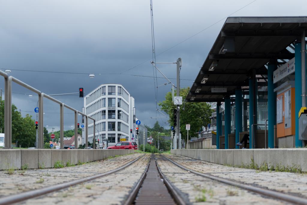 Zahnradbahn Haltestelle Degerloch
