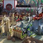 Erste Legofiguren im Legoland Deutschland