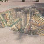 Ägypten unter der Erde? Mit Lego?