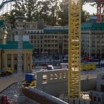 Brandenburger Tor aus Lego