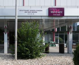 Mercure Sindelfingen Messe Eingangsbereich