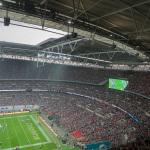 Miami Fans im Wembley Stadion