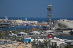 Hafenseilbahn Barcelonas