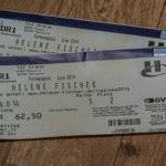 Eintrittskarten Helene Fischer Farbenspiel Live 2014 Hannover