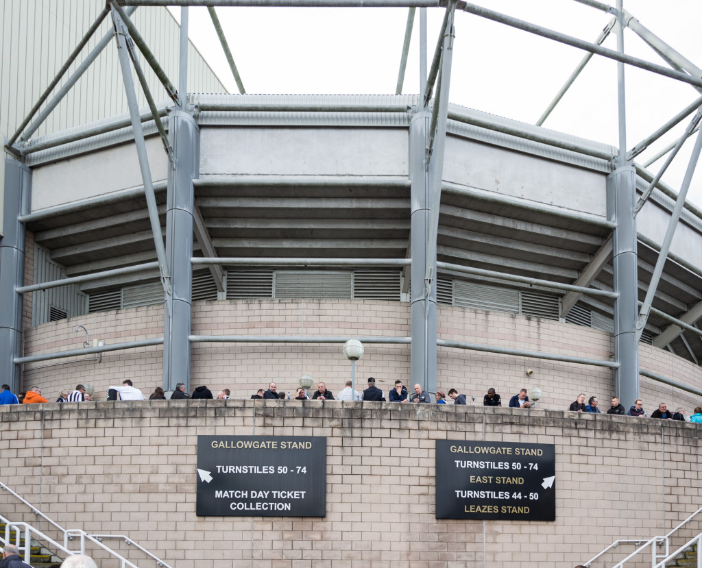 Gallowgate Stand