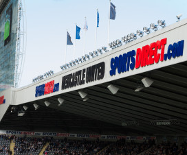 Newcastle United FC Tribüne