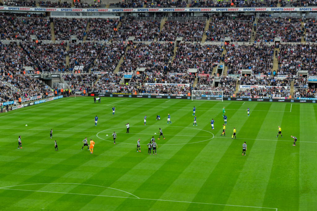St. James' Park Newcastle