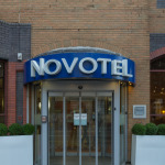 Eingang Novotel Bristol City Centre