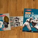 Eintrittskarten und Programmheft NFL International Series 2014