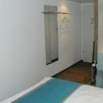 Zimmer im Motel One Frankfurt Airport