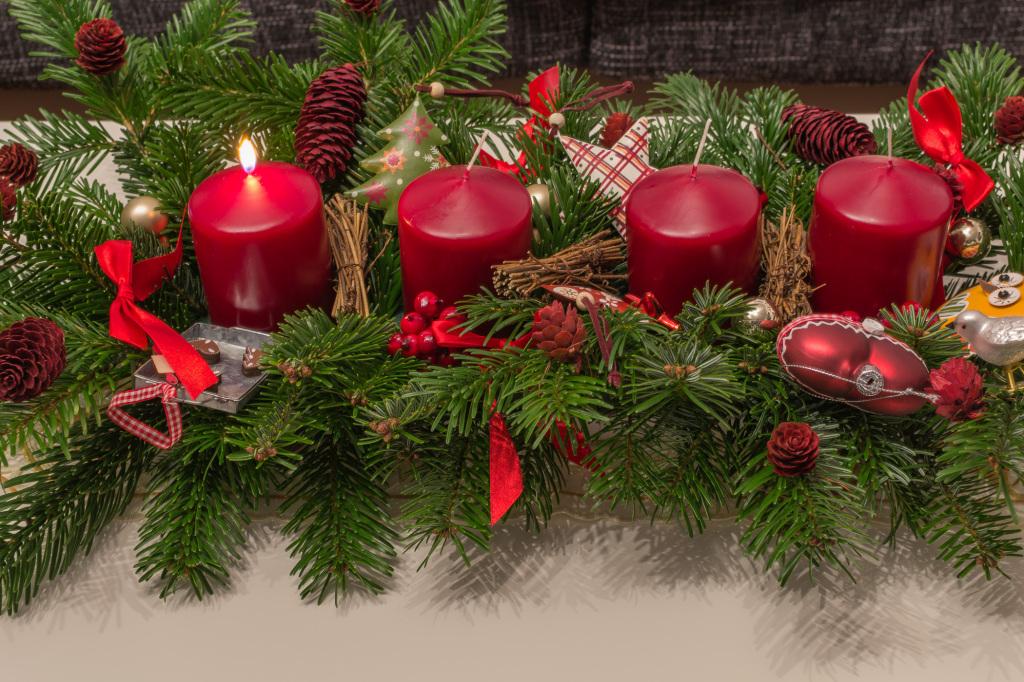 1 advent weihnachtspl tzchen selbst gemacht. Black Bedroom Furniture Sets. Home Design Ideas