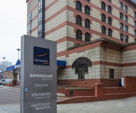 Novotel Birmingham City Centre