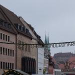 Zum Christkindlesmarkt Nürnberg