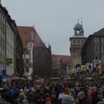 Massen zieht es nach Nürnberg