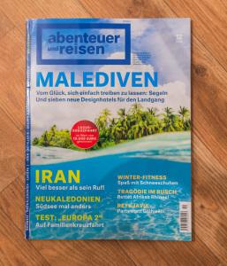 Abenteuer und Reisen 12/2014