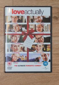 Weihnachtsfilm - Tatsächlich Liebe in der OV Version