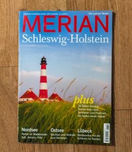Merian Schleswig-Holstein 2014