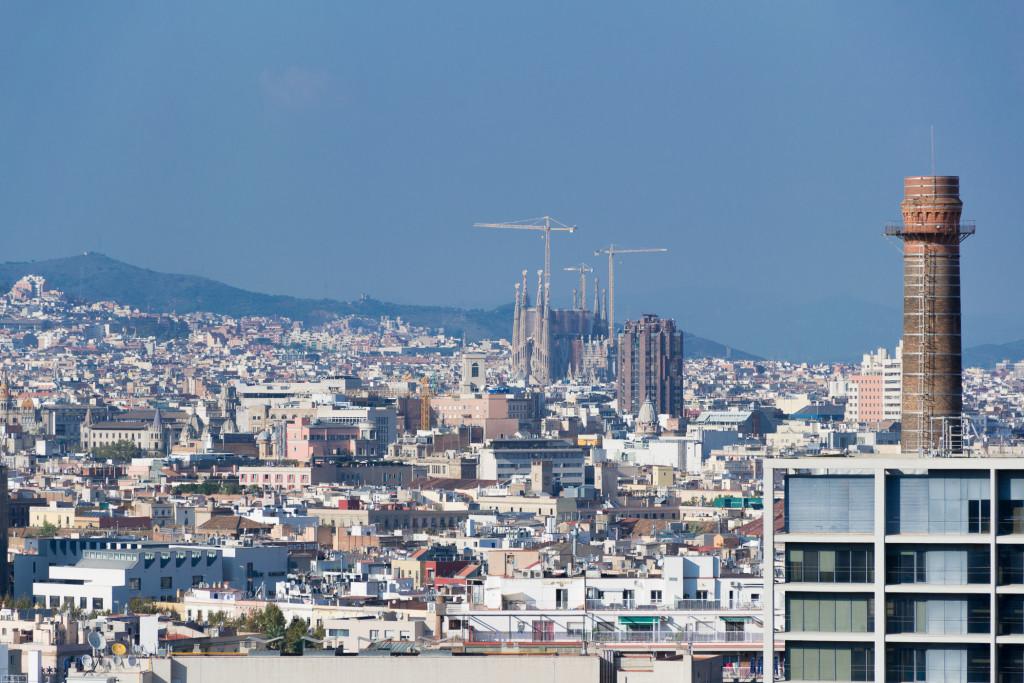Baustelle Sagrada Familia