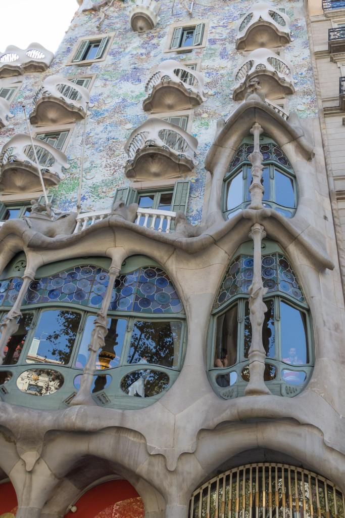 Güel Haus in Barcelona