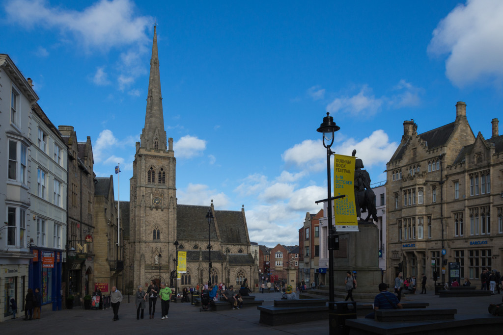 Marktplatz Durham
