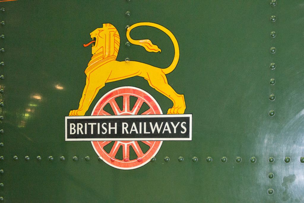 Altes British Railways Logo
