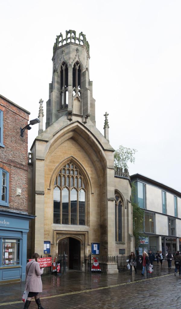 Kirche in York