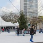 Eislaufbahn in Birmingham