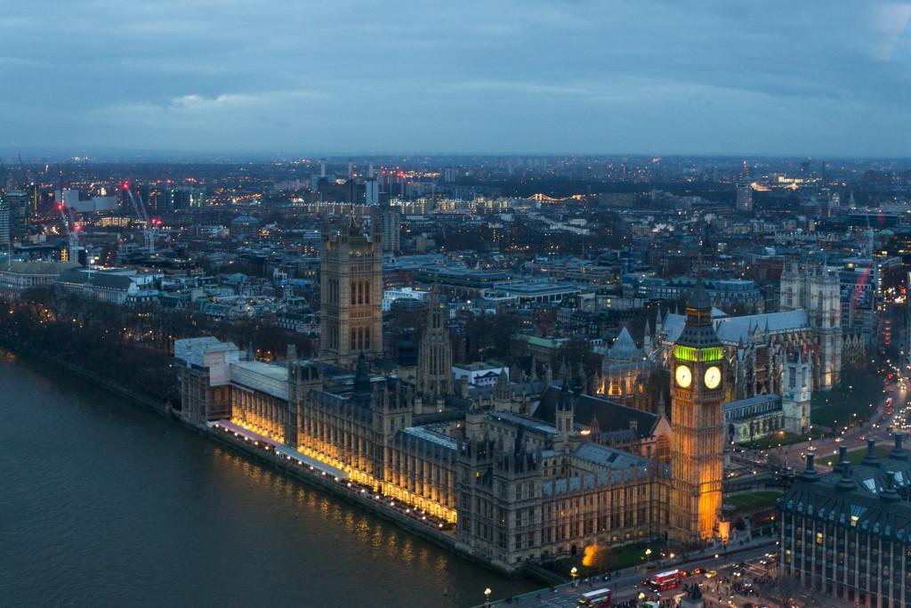 Mein Namensvetter - Big Ben und das Parlament