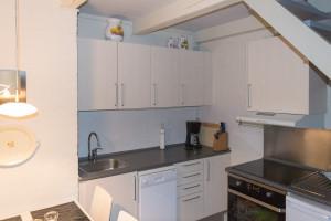 Küche - Ferienhaus Römö