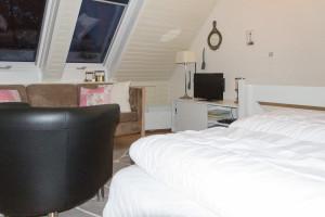 Schlafzimmer - Ferienhaus Römö