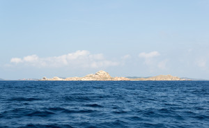 Auf dem Weg nach Korsika