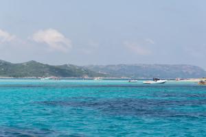 Türkisene Bucht bei Bonifacio