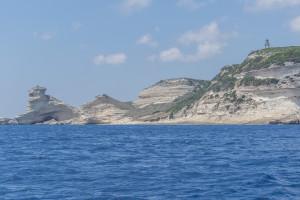 Küste Korsikas