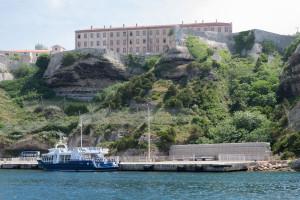Burganlage von Bonifacio