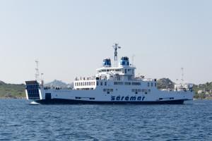 Fähre Palau - La Maddalena