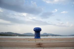 Poller zur Verabschiedung aus Sardinien