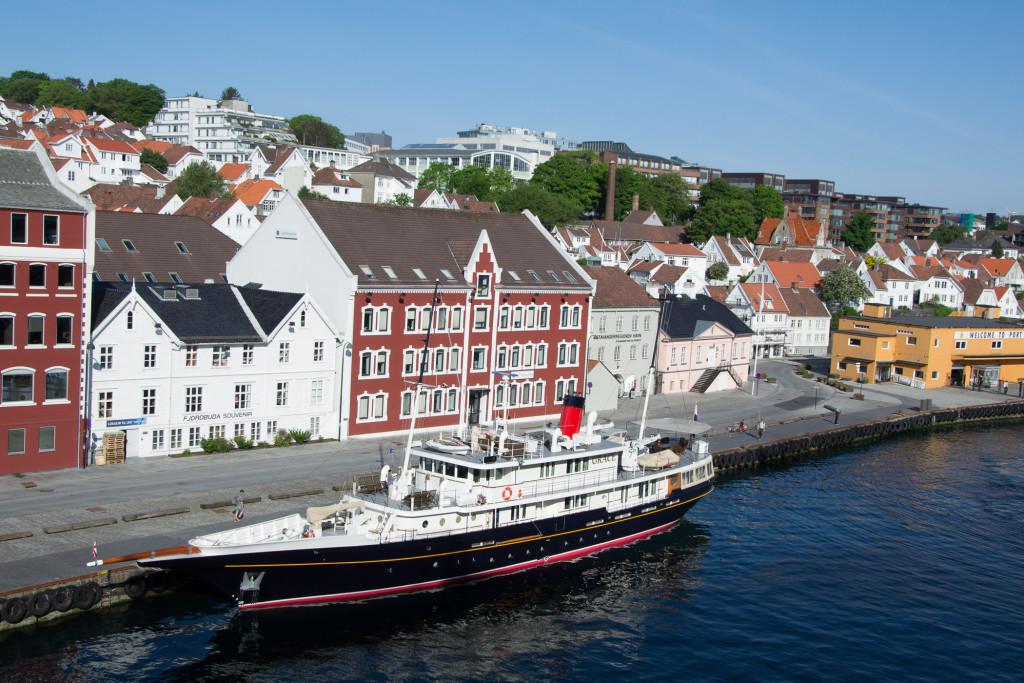 Sommer in Stavanger
