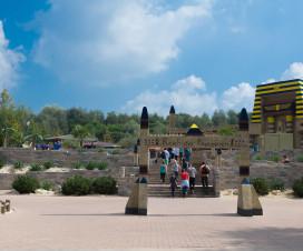 Sommer im Legoland Deutschland