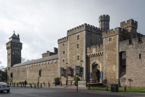 Top 5 Sehenswürdigkeiten in Großbritannien - Schloss Cardiff