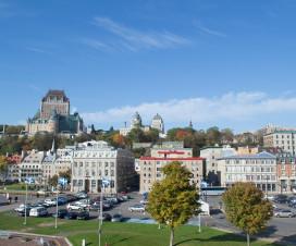Sommerurlaub - Québec