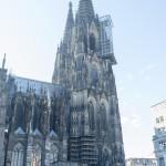 Kurzer Zwischenstop am Kölner Dom