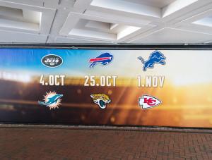 Ausblick auf die 3 Spiele der International Series in London
