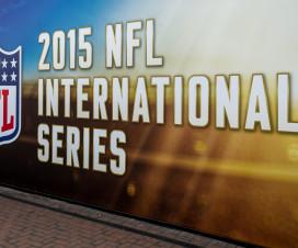 NFL Spiel besuchen: International Series 2015 in London