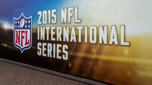 NFL Spiel besuchen: International Series 2015 in London