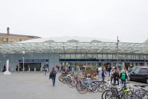 St. Pancras Underground Station