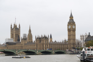 Palace of Westminster und Big Ben