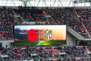 NFL & red poppy