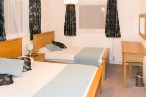 Cornwall Urlaub - Ferienhaus Schlafzimmer