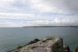 St. Michels Mount - Blick auf Penzance
