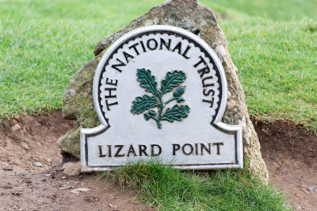 Cornwall in England: Am südlichsten Punkt, The National Trust Lizard Point